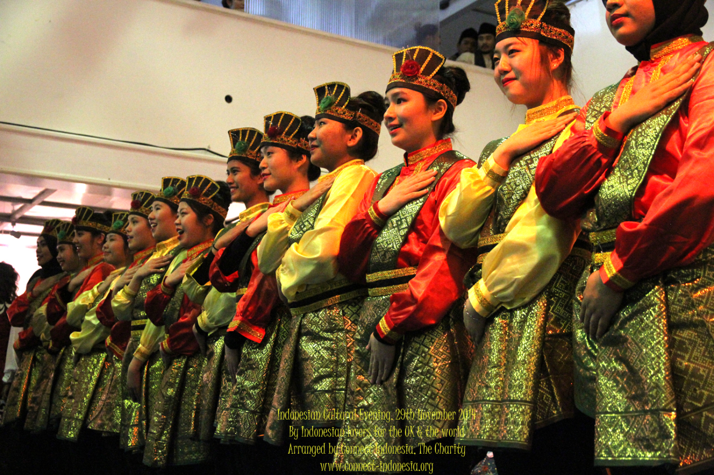 OUR CULTURAL EVENT IN LONDON, CELEBRATING INDONESIAN CULTURE DIVERSITY – NOV 2014