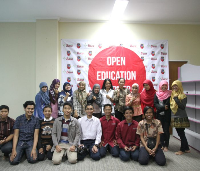 CKRAWALA BACA, CREATIING OPPORTUNITIES THROUGH READING