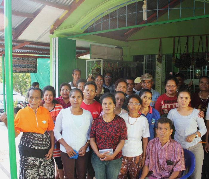 Greetings from our team in Kupang – an update on the glasses distribution