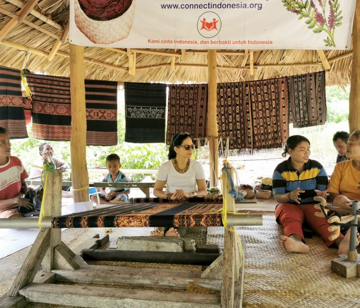 THE LAUNCH OF MATA TULU DEO NATURAL DYE GARDEN IN KUPANG